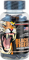 Cloma Pharma Black Tiger 100caps
